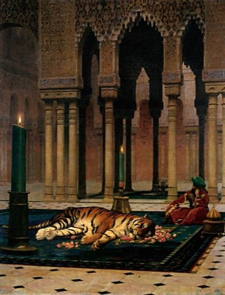 The Grief of the Pasha